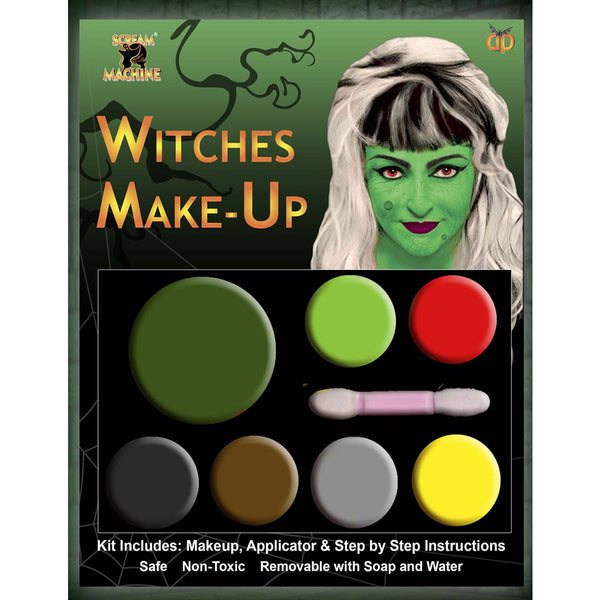 Halloween Witch Multi Pallet Makeup