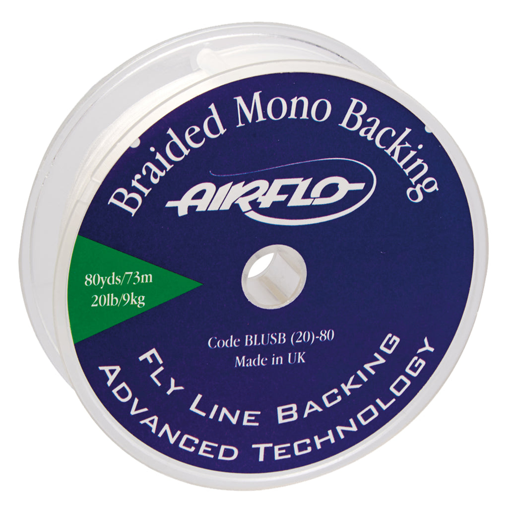 Airflo Braided Mono Backing for shooting heads