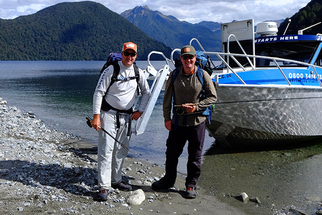 Fiordland Outdoors Water Taxi
