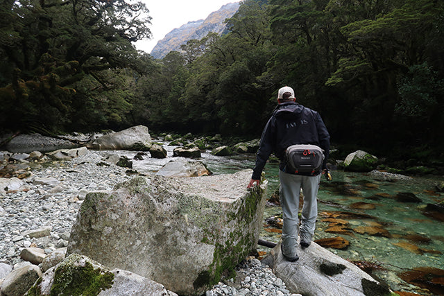 NZ Back Country Fly Fishing Fiordland