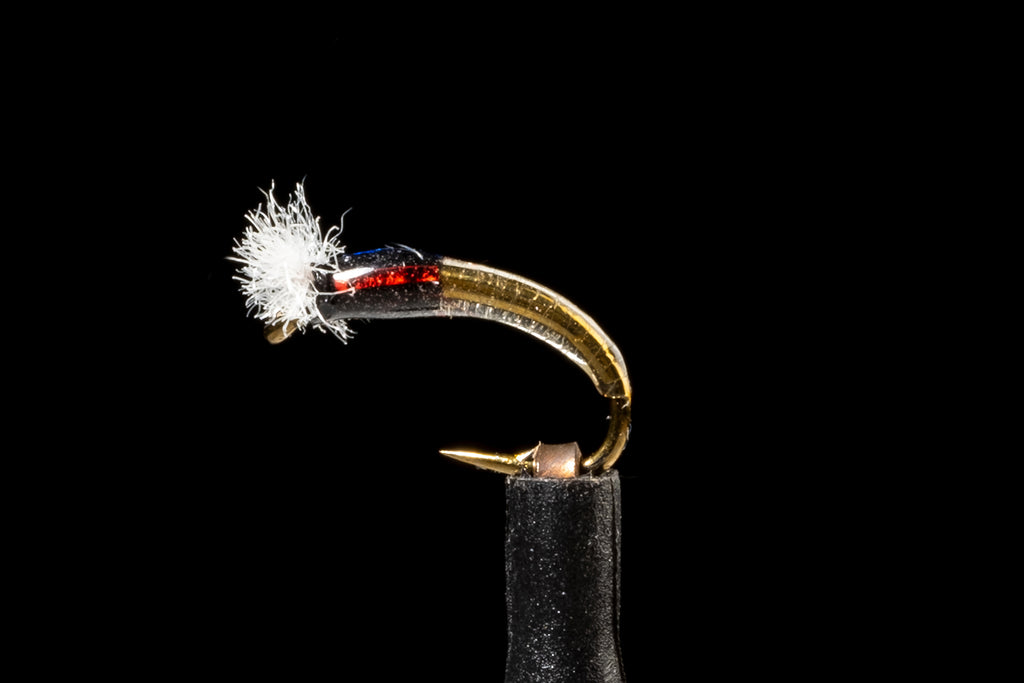 The Tan Crystal Chironomid From The Manic Fly Collection
