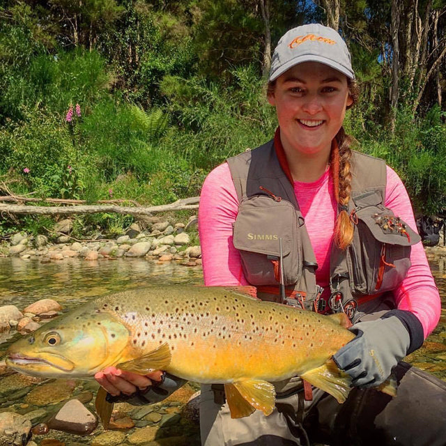 Hannah Clement Fly Fishing Guide