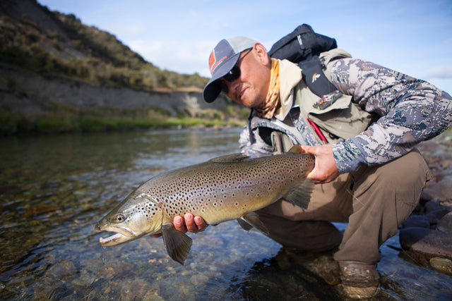 Fly Fish The 45