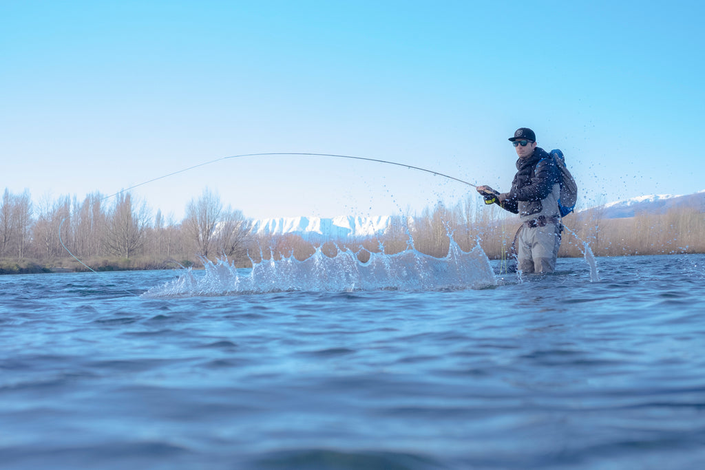 Spey fly fishing in New Zealand
