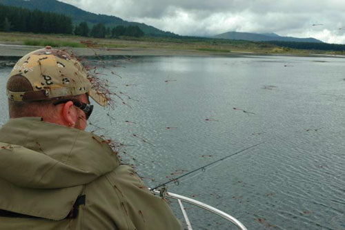 Damsel hatches in New Zealand best flies to fish for damsel feeders, lakes in the north island