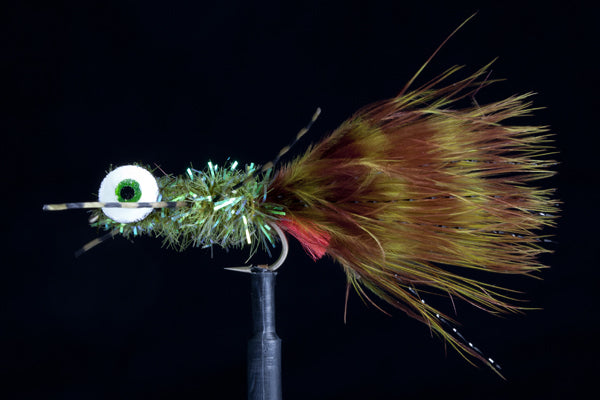 manic silicone boobie trout fly