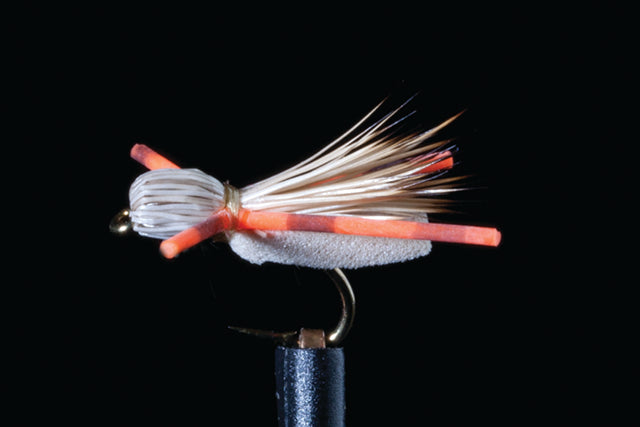 Manic Fly Collection Micro Hopper Orange