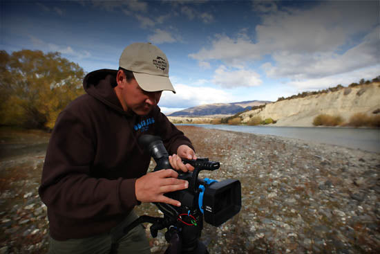 once in a blue moon dvd, carl mcneil, fly fishing films, casting dvd's, how to learn to fly fish, learning to cast a fly
