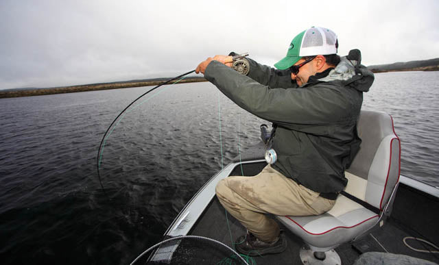 Loch Style Fly Fishing Tactics