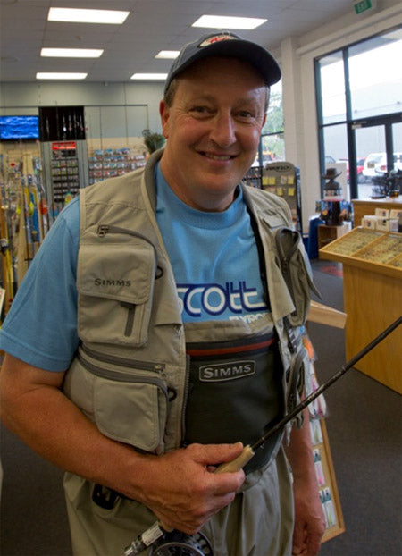 Rod and Reel new market fishign prize