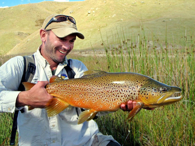 Ronan's Fly Fishing Missions