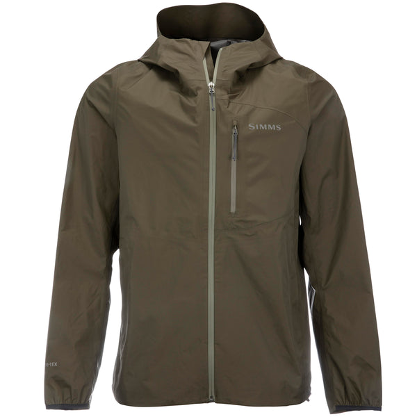 The Simms Flyweight Gore-Tex Shell Jacket