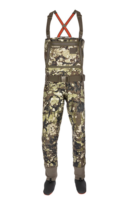 Simms G3 Guide Wader Riparian Camo out now