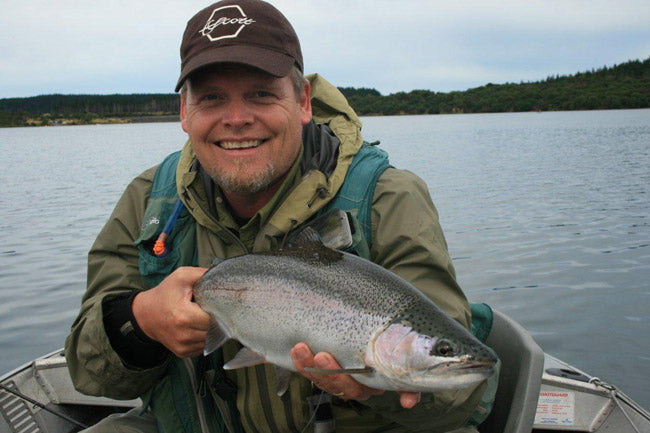 Tore Nilsen fly fishing expert joins manic Tackle