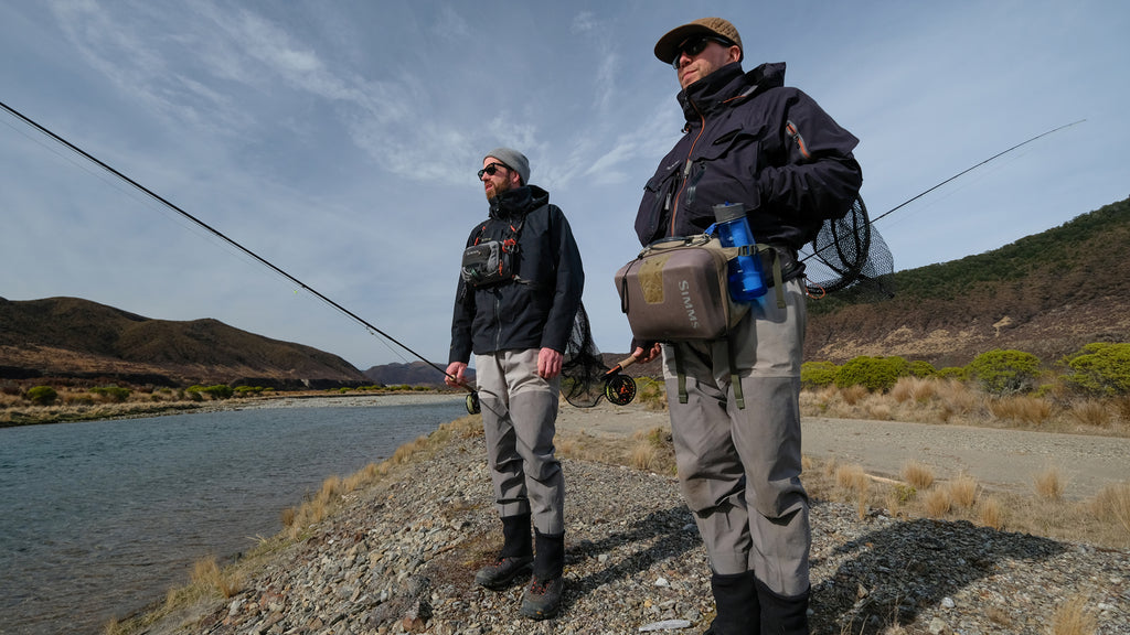 Scoping for brown trout in NZ