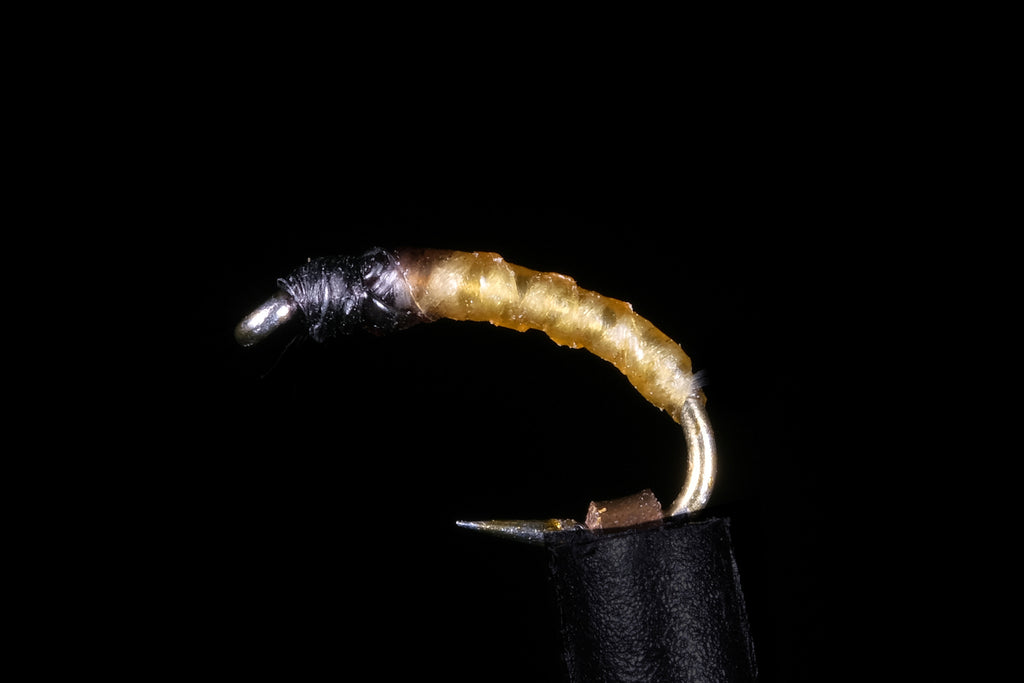 Sinking Willow Grub by Manic Tackle Project