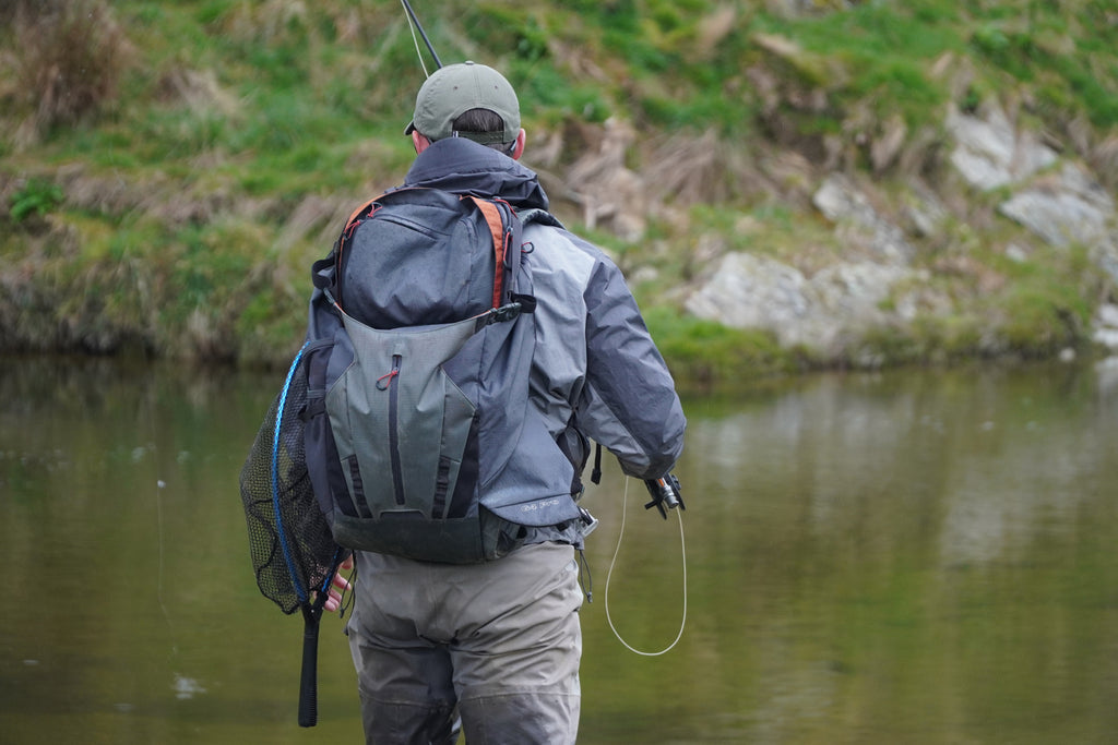 Simms Pack On the River With Chris Dore