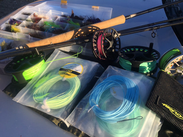 DIY Airflo Sink Tips for Spey
