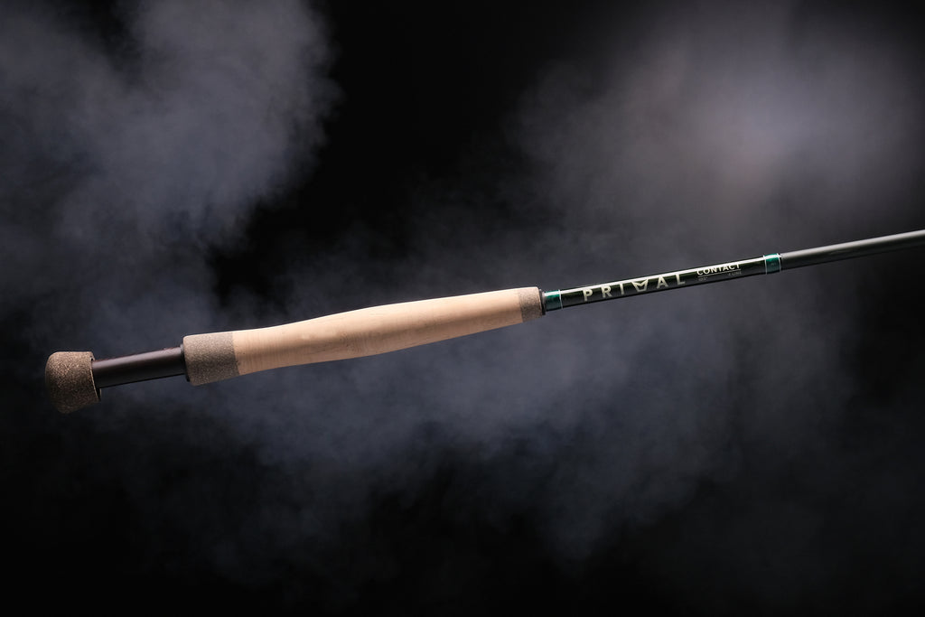 Primal CONTACT euro nymph fly rod