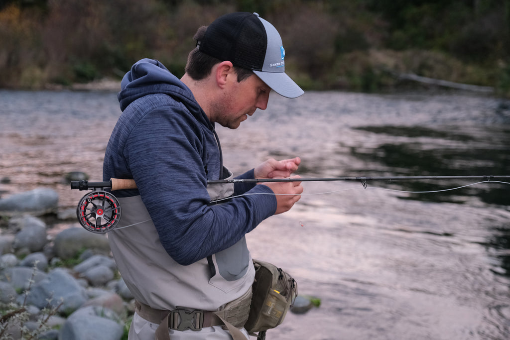 The Scott Centric Fly Rod & Waterworks Lamson Speedster S Centric Combo