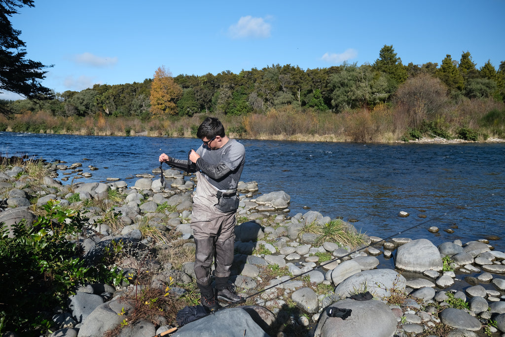 Wading Safety On The Tongariro River