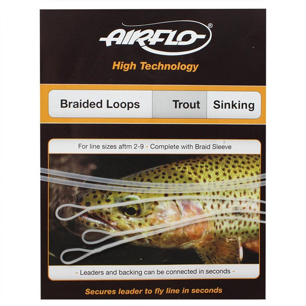 Airflo Braided Loops Sinking