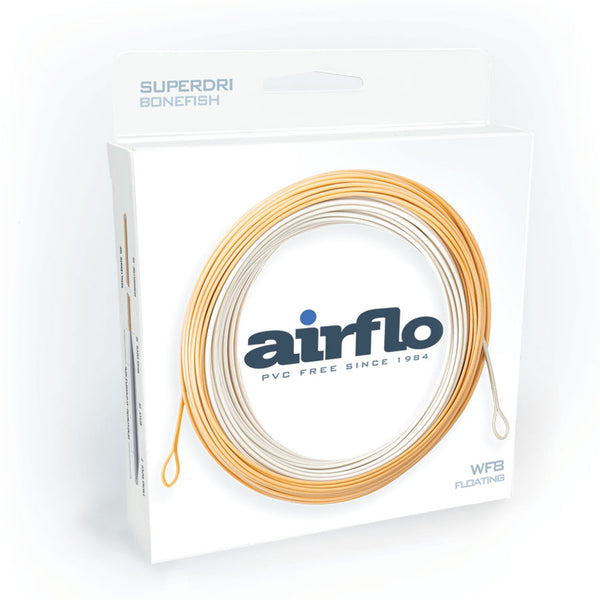 Airflo SuperDri Bonefish Floating & Intermediate Fly Lines