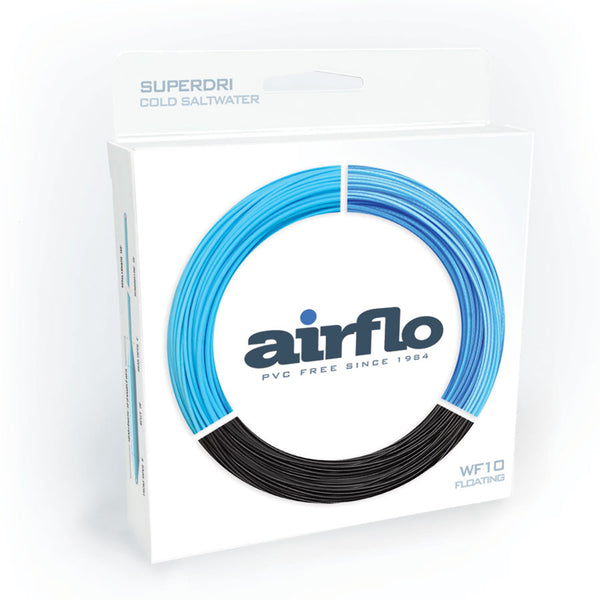 Airflo Cold Saltwater Floating & Intermediate Fly Lines