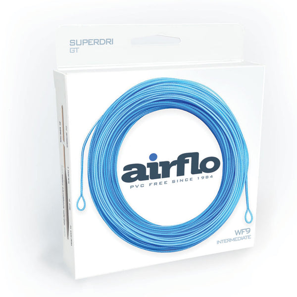 Airflo SuperDri GT Floating & Intermediate Fly Lines