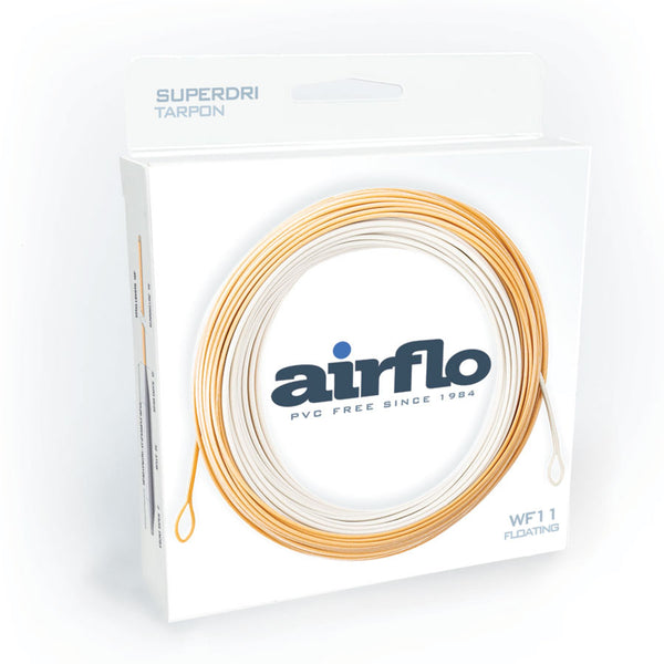 Airflo SuperDri Tarpon Floating & Intermediate Fly Lines