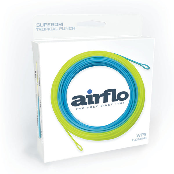 Airflo SuperDri Tropical Punch Fly Line