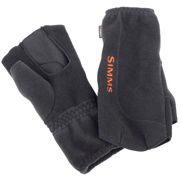 Simms Headwaters Fleece No Finger Gloves