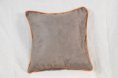 VELUTTO TAUPE | coussin