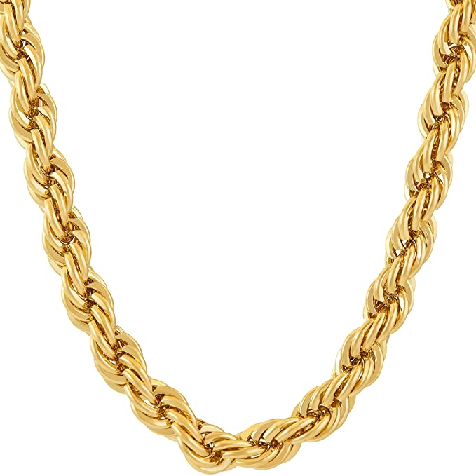 Just Rope Chain Necklace