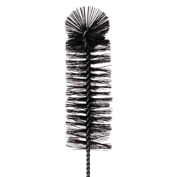 "16"" Nylon Black Tube Brush"