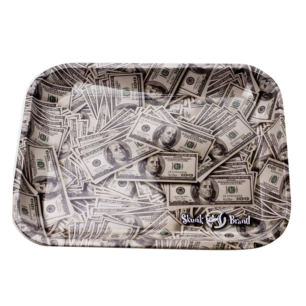 Large Skunk Brand Money Tray