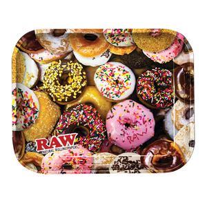 Large RAW Donut Rolling Tray