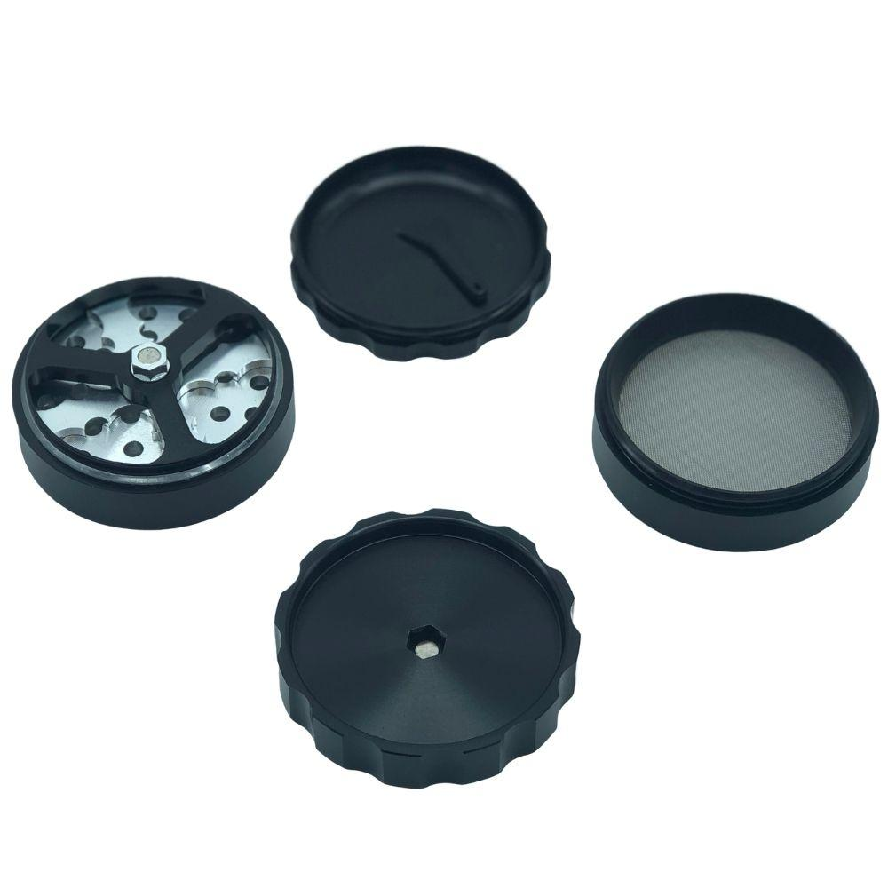 63mm Solid 4 Piece Grinder