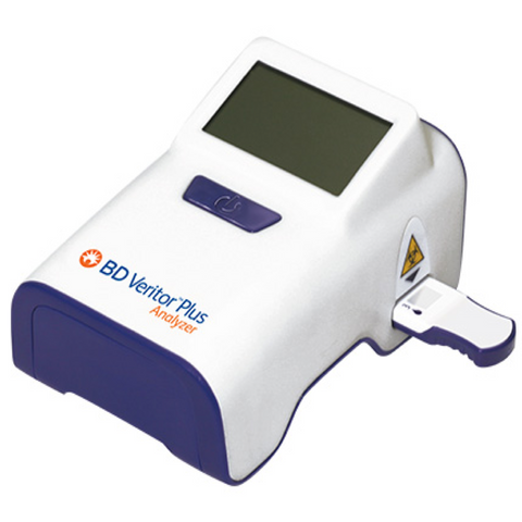BD Veritor Plus Analyzer for Rapid COVID-19 Testing