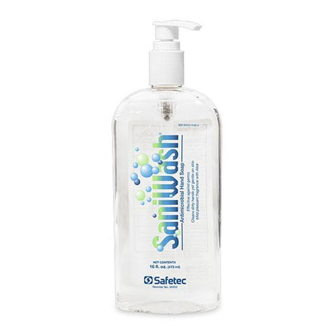 Hand Soap 12-16oz Pump Bottles | Meets APIC & OSHA Recommendations