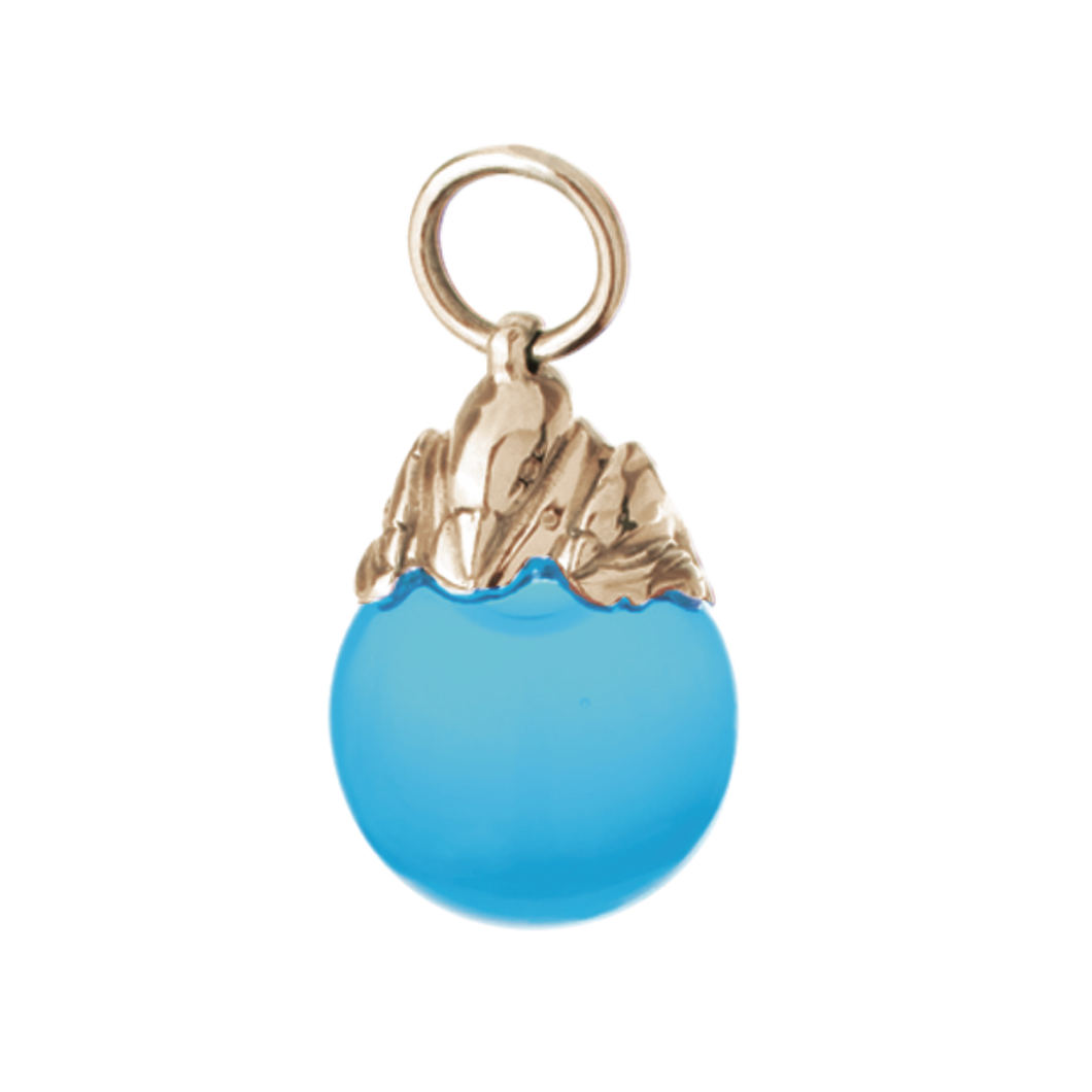 Dolphins Under Orion Pendant