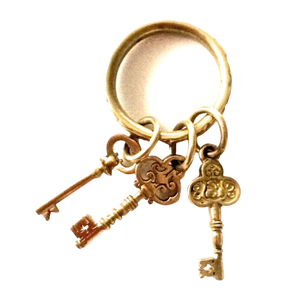 Thoth's Keys Pendant