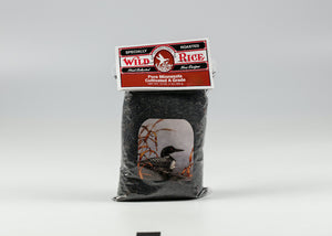 PURE MINNESOTA CULTIVATED A GRADE WILD RICE 16 OZ GROWN IN GRAND RAPIDS MN
