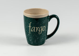 16 OZ FARGO ADOBE MUG GREEN