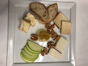 Chef's Selection of Three Cheeses