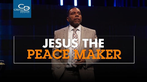 Jesus: The Peacemaker - CD/DVD/MP3 Download