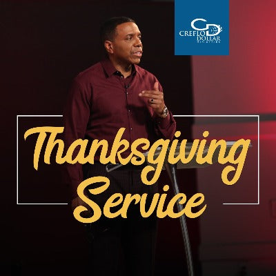 112620 Thanksgiving Service - CD/DVD/MP3 Download