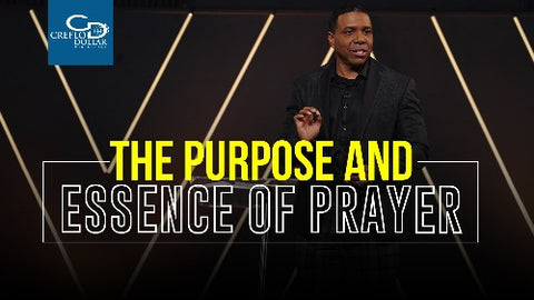 The Purpose and Essence of Prayer - CD/DVD/MP3 Download