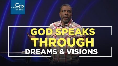 God Speaks Through Dreams and Visions - CD/DVD/MP3 Download