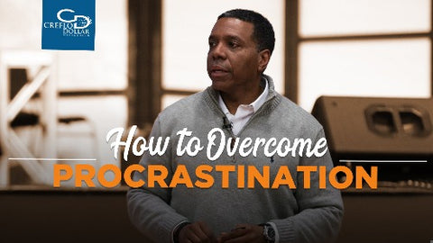 How to Overcome Procrastination - CD/DVD/MP3 Download